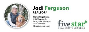 Jodi Ferguson - fivestar Real Estate